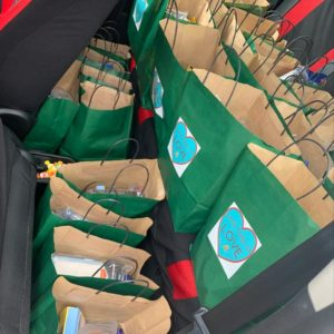 Bags Of Love On Their Way To Libertas Carers