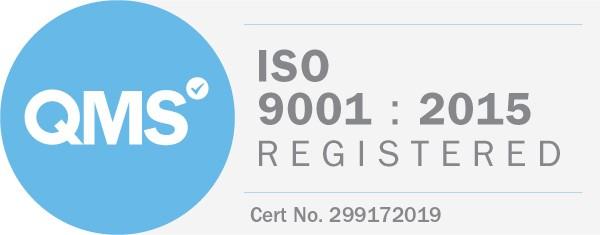 Libertas ISO 90012015 Certification