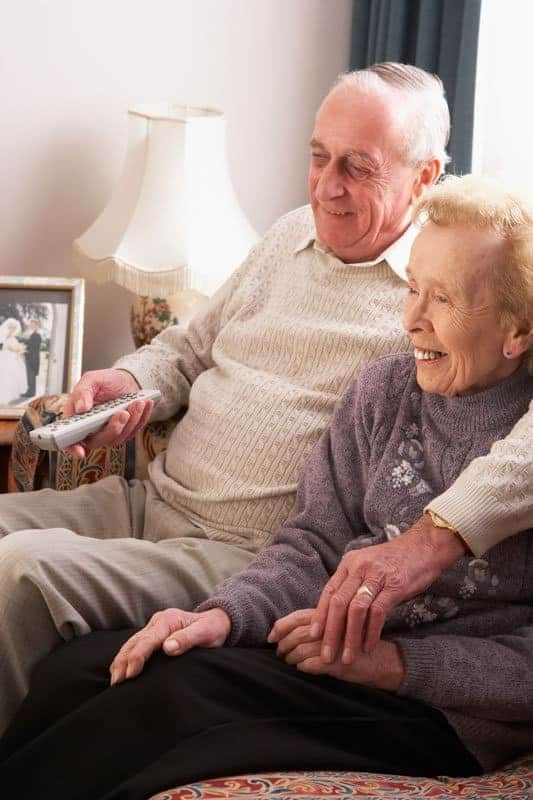 older married couples staying together